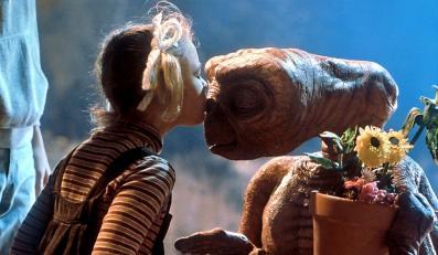 Drew Barrymore i E.T.