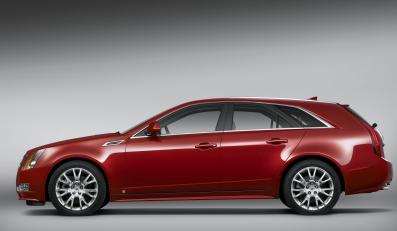 Cadillackiem w BMW i Audi