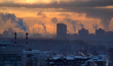 miasto zanieczyszczenia