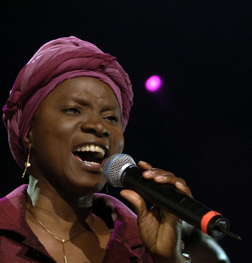 Angelique Kidjo zaśpiewa w Archikatedrze