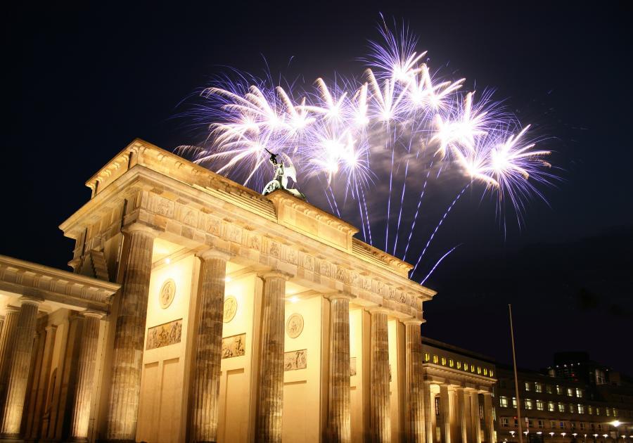 Sylwester w Berlinie to dobry pomysł