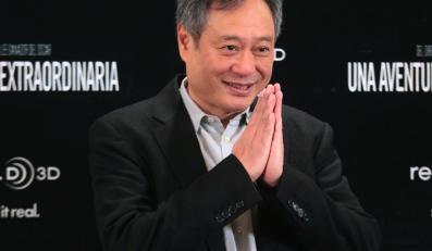 """Ang Lee przerażony """"Życiem Pi"""""""