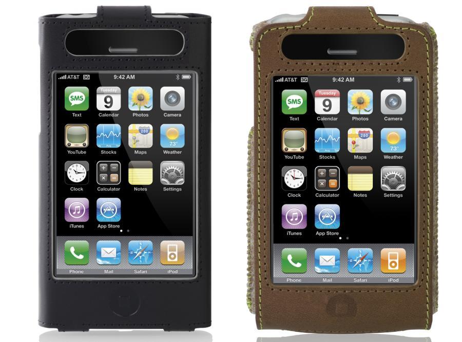 Nowe szaty króla, czyli ubierz iPhona 3G