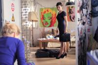 Danuta Stenka w filmie Bejbi blues