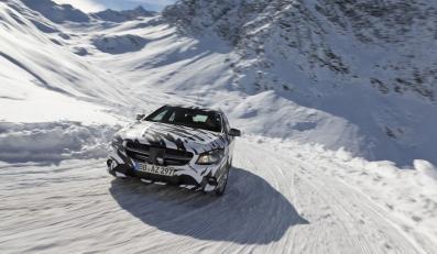 Mercedes CLA 4MATIC
