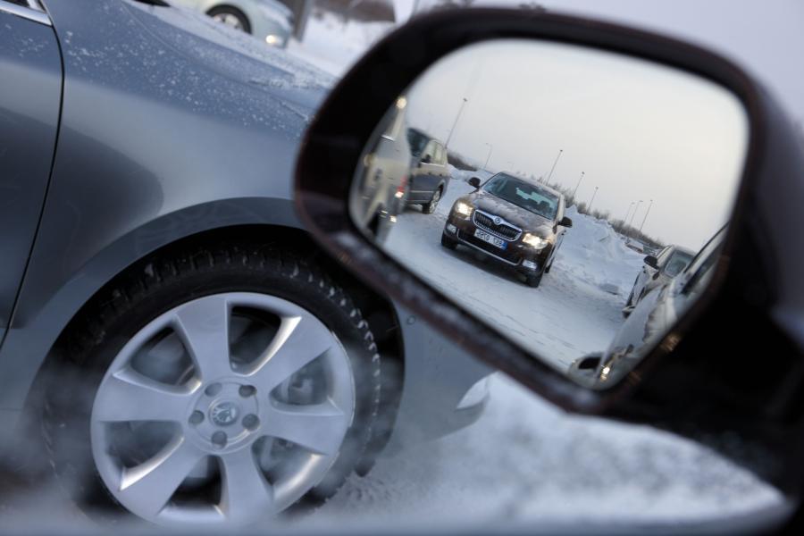 Samochody zimą