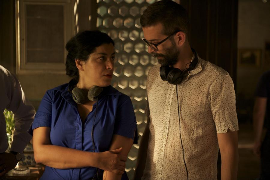 Marjane Satrapi i Vincent Paronnaud