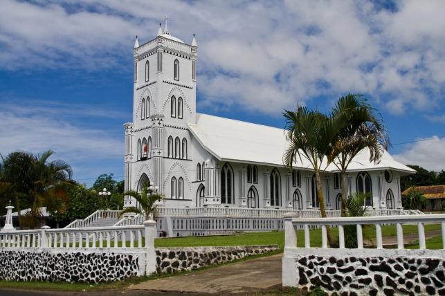 Tropikalne wyspy Samoa