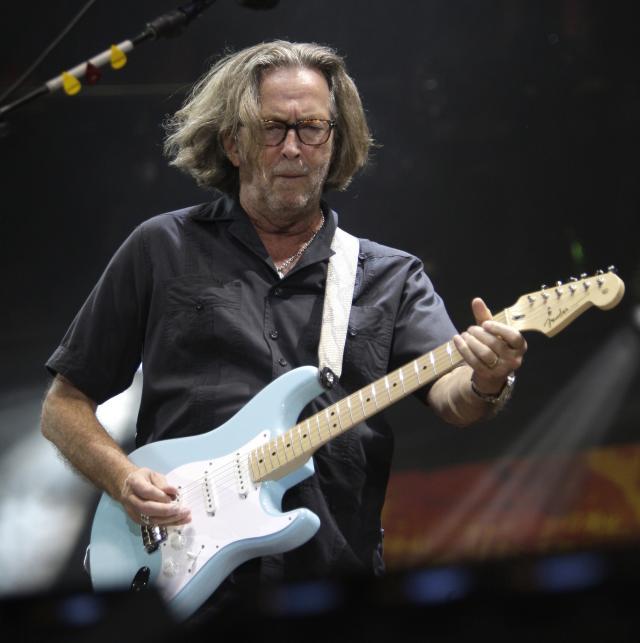 Eric Clapton wraca z nową płytą