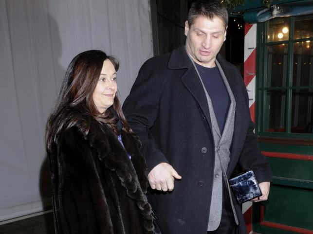 Mariola i Andrzej Gołotowie