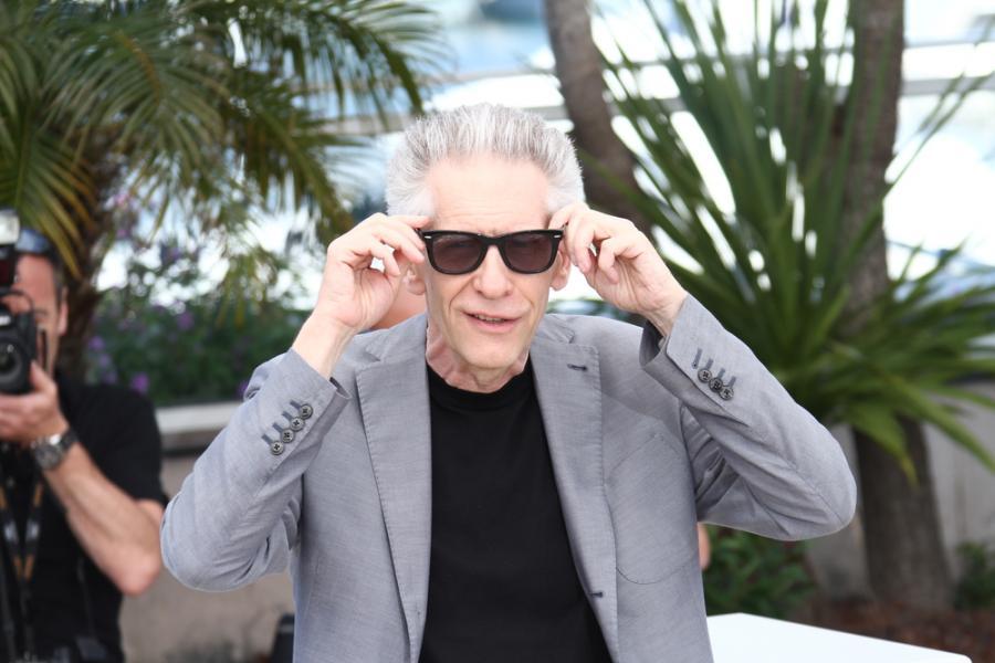 Sezon nagród męczy Davida Cronenberga