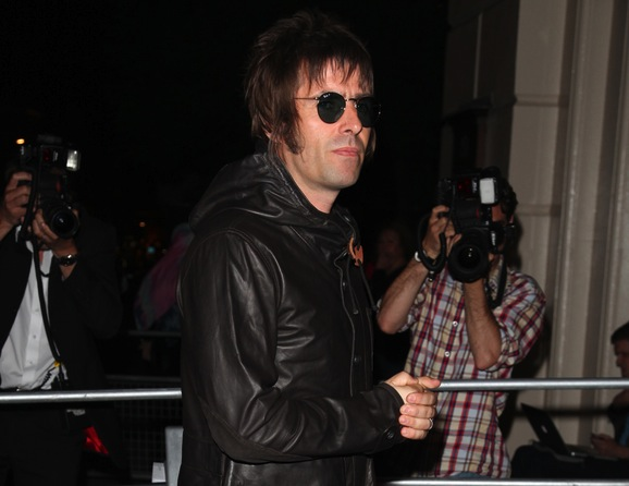 Liam Gallagher lubi \