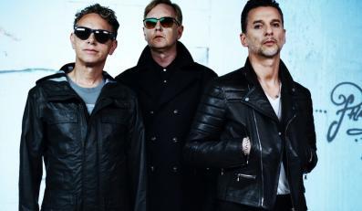 Depeche Mode zagra też w Łodzi