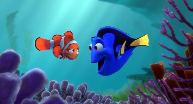 """""""Gdzie jest Nemo?"""" teraz na Blu-ray"""