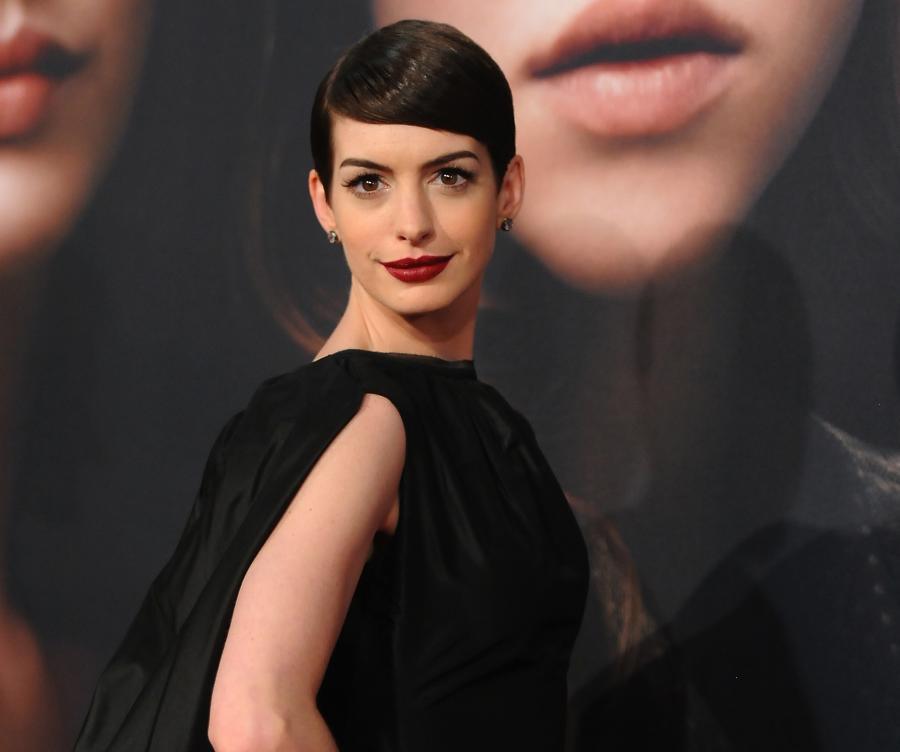 Anne Hathaway znowu u Christophera Nolana