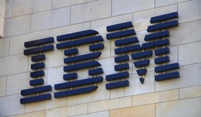 Logo firmy IBM