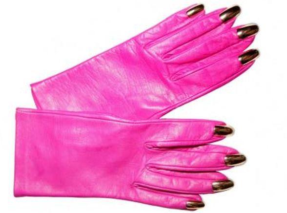 Rękawiczki z pazurem
