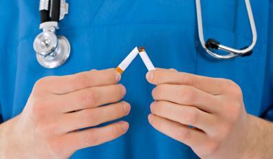 Palenie szkodzi zdrowiu i urodzie