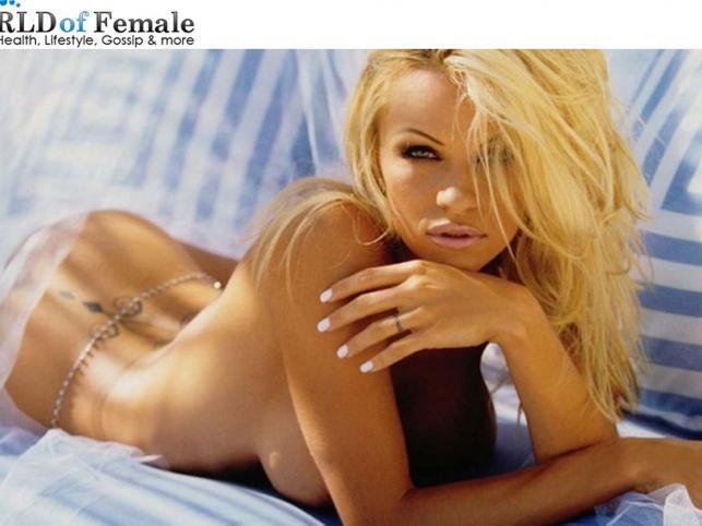 51. Pamela Anderson - отборная фото эротика в высочайшем HD качестве, котор