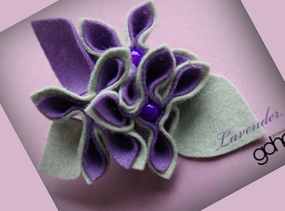 Filcowe kwiaty podbiją twój gust