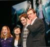 "Robert Pattinson z ekipą""Pottera"""