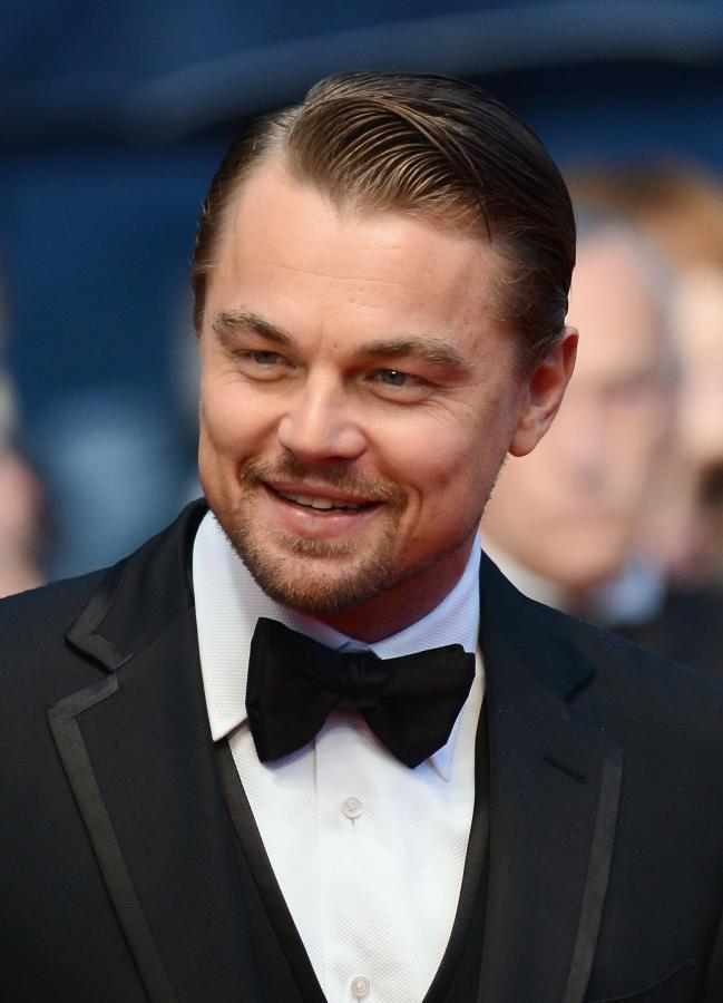 Leonardo DiCaprio w Cannes