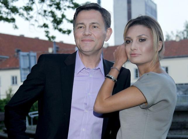 Krzysztof Ibisz z nową partnerką