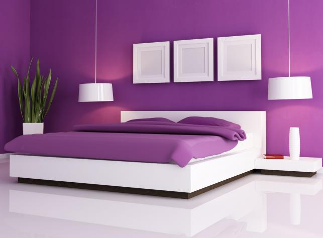 chcesz się wysypia� dobrze wybierz kolor sypialni