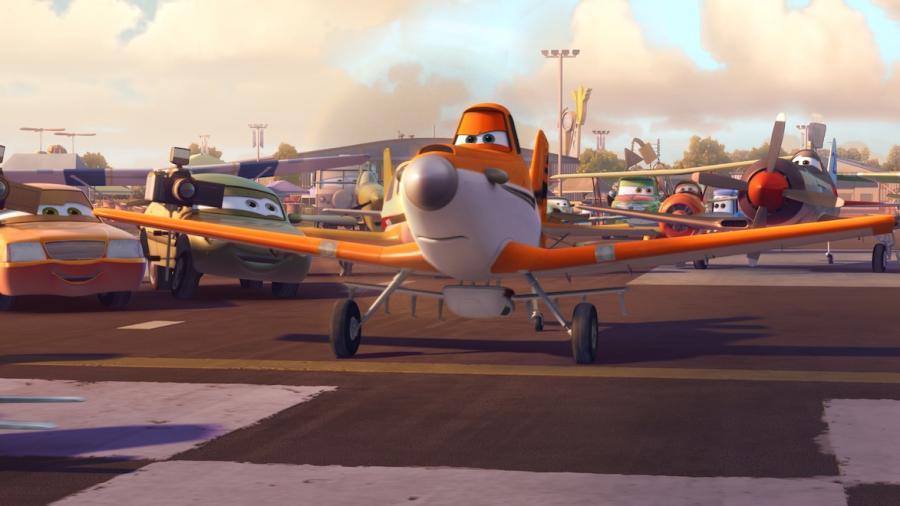 Samoloty razem z autami