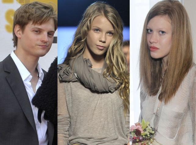 Dzieci polskich gwiazd lansują się na salonach