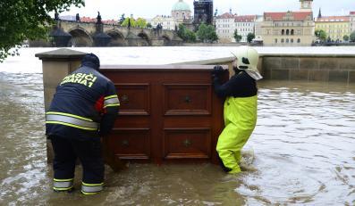 Powódź w Czechach