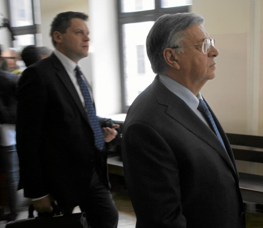 Lew Rywin w sądzie