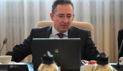 Bartłomiej Sienkiewicz - szef MSW