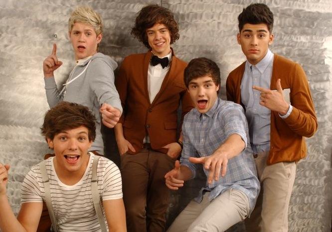 One Direction mają korzystny wpływ na stosunki dyplomatyczne
