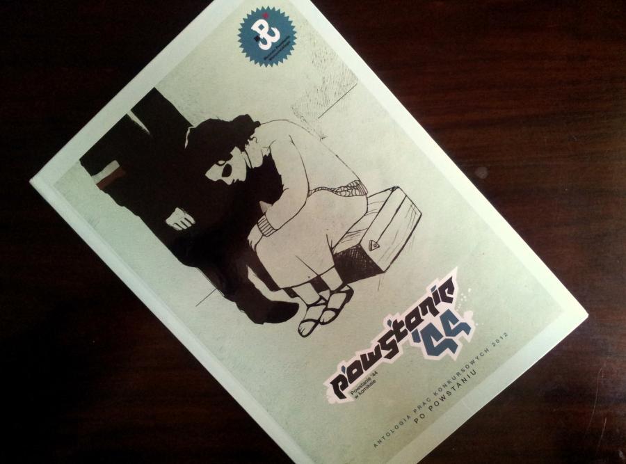 Powstanie warszawskie \'44 w komiksie. Edycja 2013
