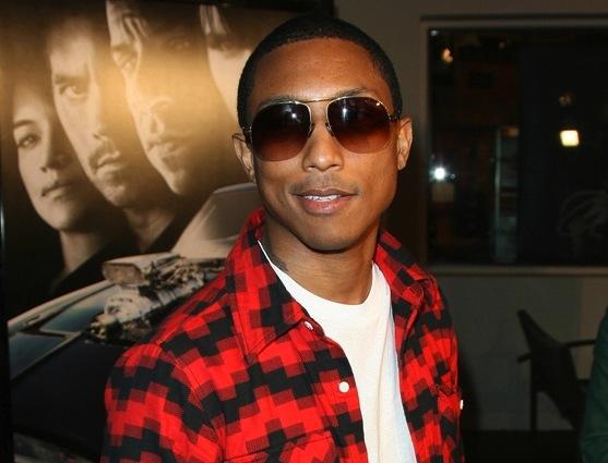 Pharrell Williams zawsze po swojemu