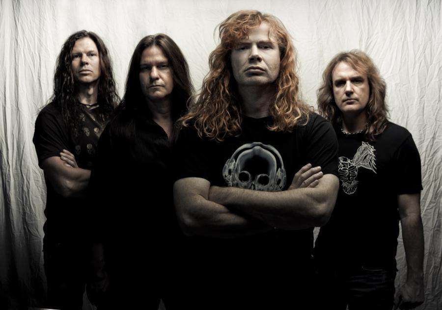 Megadeth przedstawia \