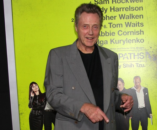 Christopher Walken gangsterem u Clinta Eastwooda