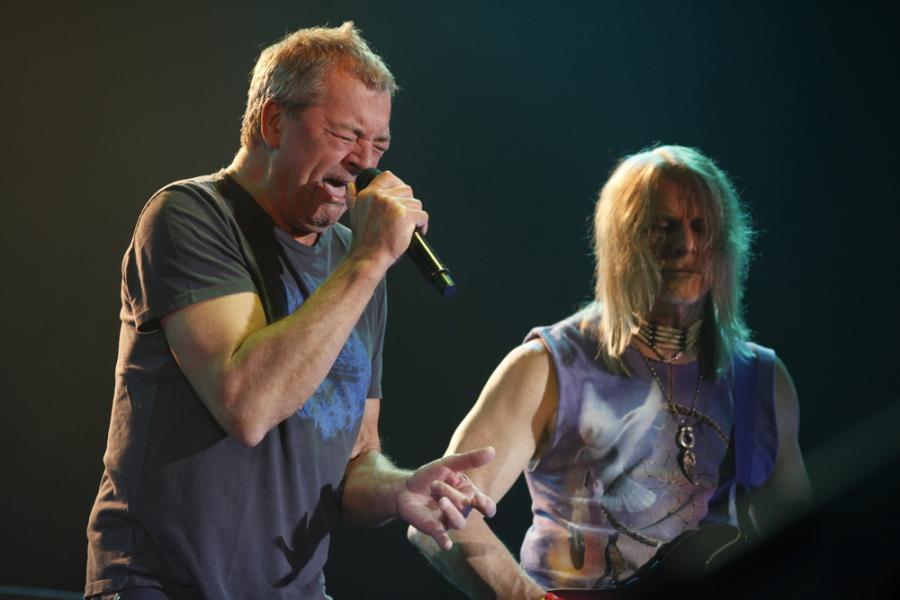 Deep Purple z koncertu na dwie płyty