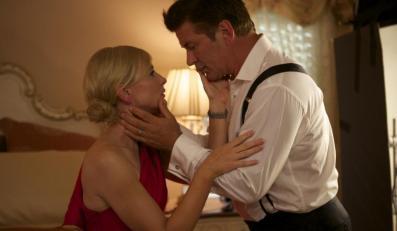 """Cate Blanchett i Alec Baldwin w filmie """"Blue Jasmine"""""""