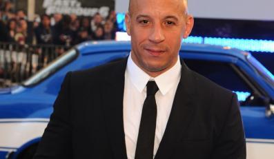 Vin Diesel z własną gwiazdą w Alei Sław