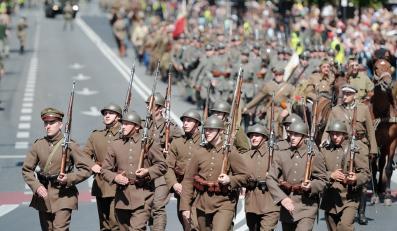 Święto Wojska Polskiego w Warszawie