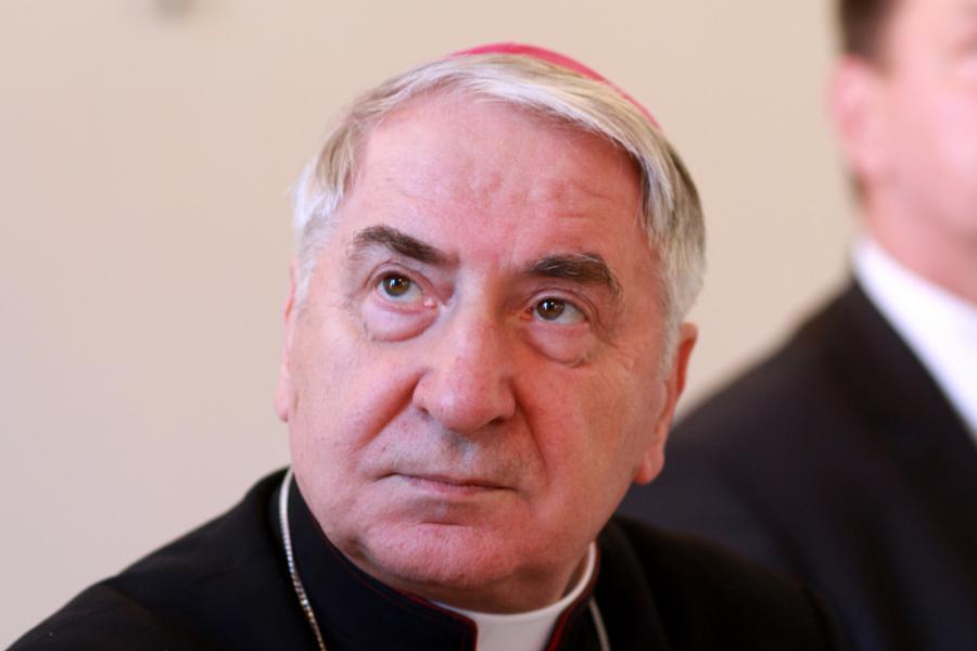Arcybiskup Józef Kowalczyk