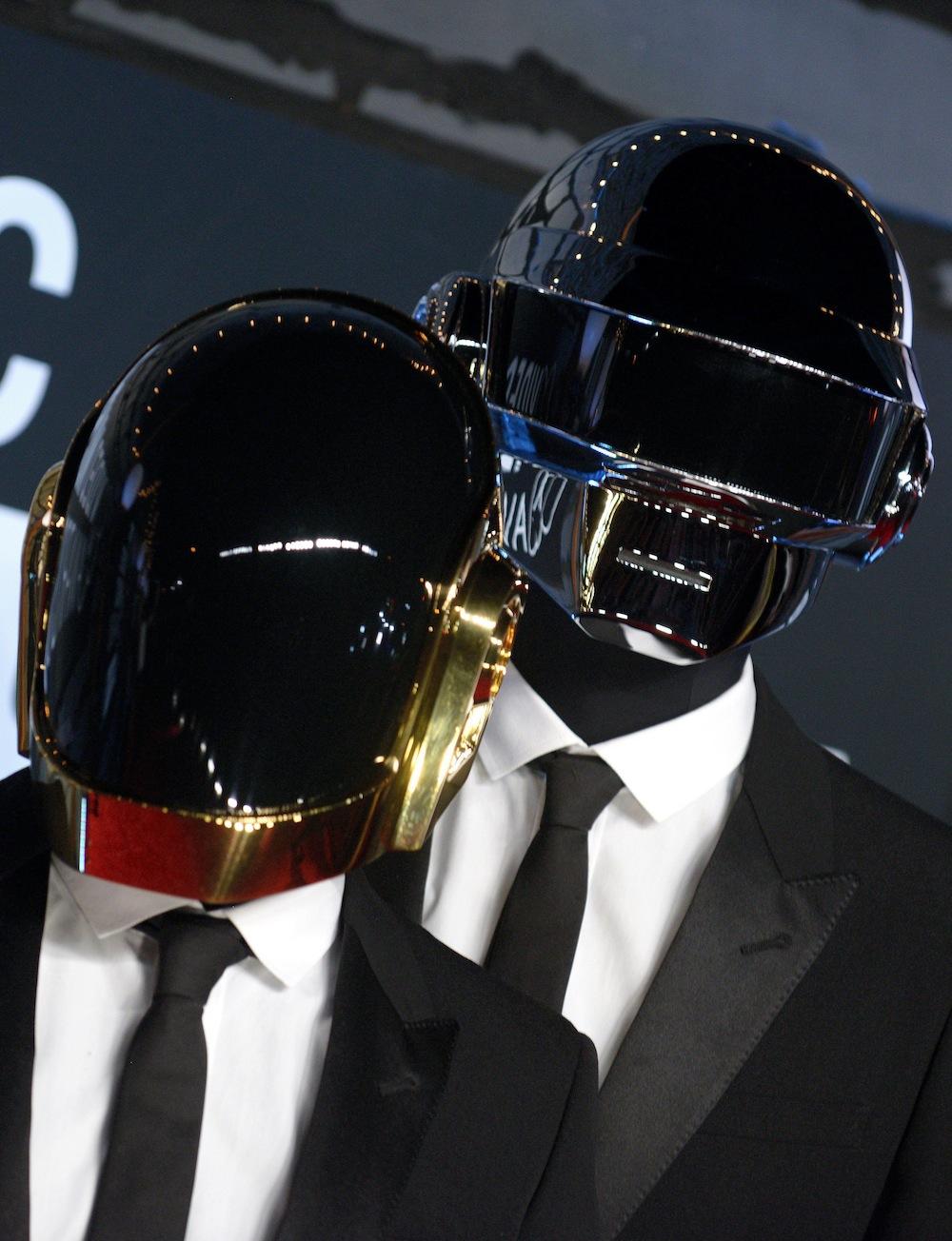 Daft Punk na gali MTV VMA 2013