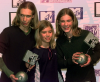 Hanson na gali MTV Music Awards w Rotterdamie – 1997 rok