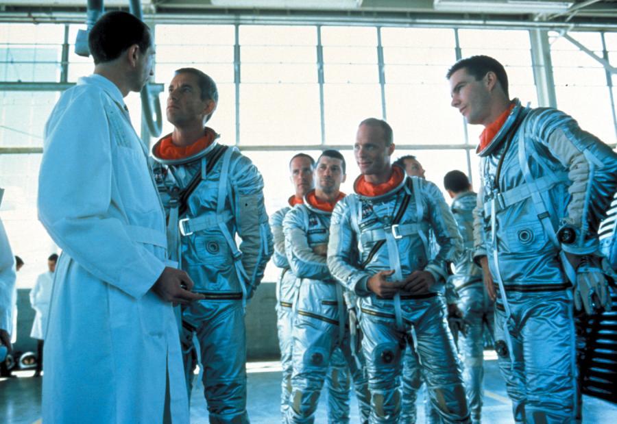 """""""Pierwszy krok w kosmos"""": Tragiczny skok"""