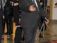 Lech Wałęsa na premierze filmu Wałęsa: Człowiek z nadziei