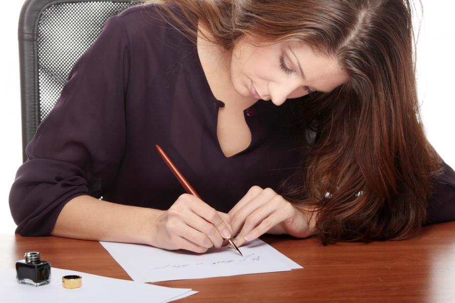 Chwyć za długopis