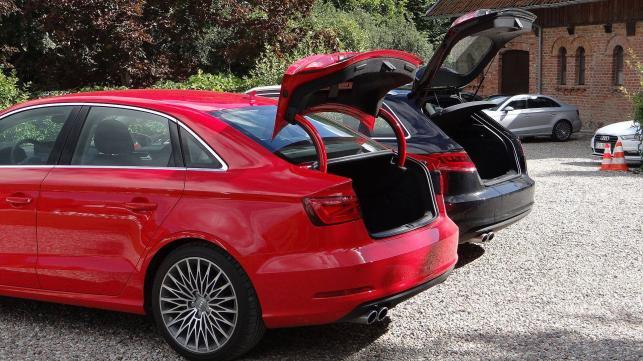 Audi A3 Limousine czy A3 Sportback?