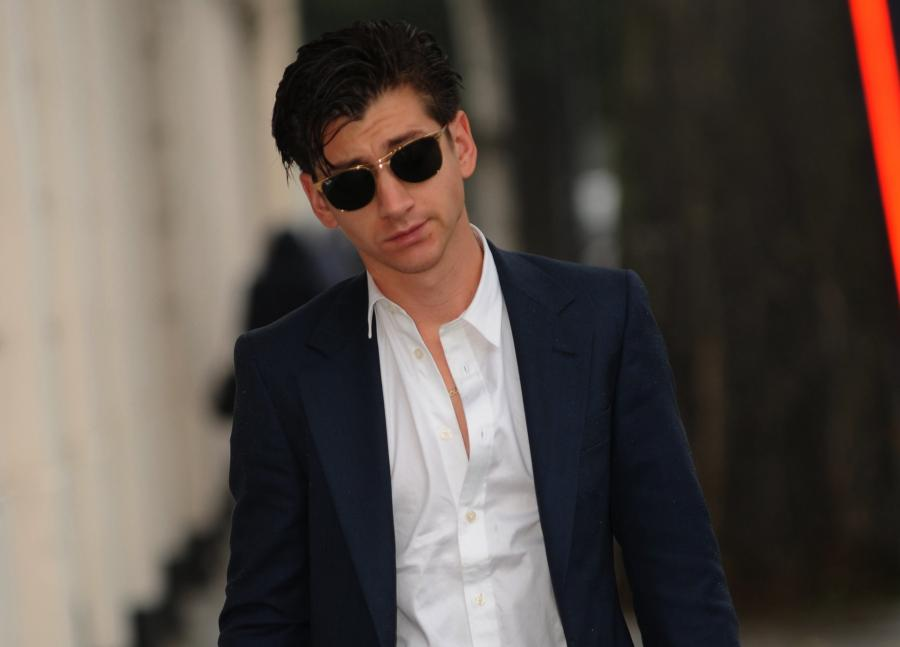 Alex Turner z Arctic Monkeys